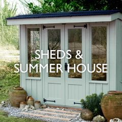 Sheds & Summer House