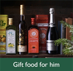 Gift food for him