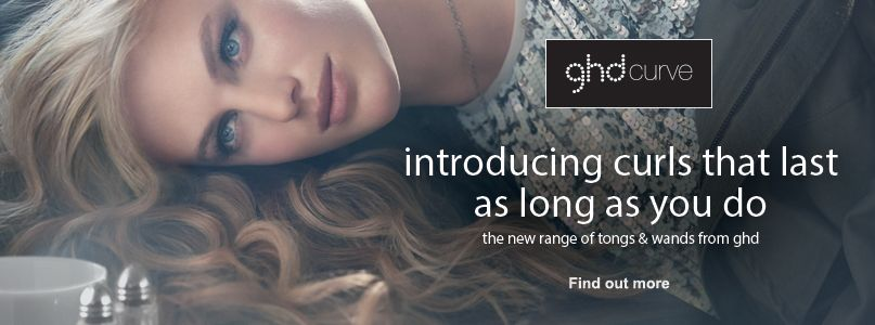 GHD - Introducing curls