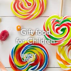 Gift food for children