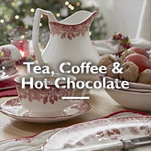 Tea, Coffee and Hot Chocolate