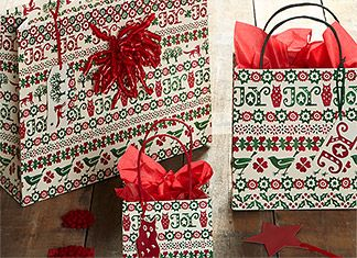 Christmas Gift Wrap and Cards