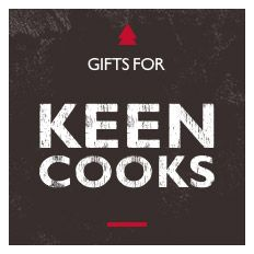 Gifts for Keen Cooks