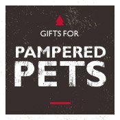 Gifts for Pampered Pets