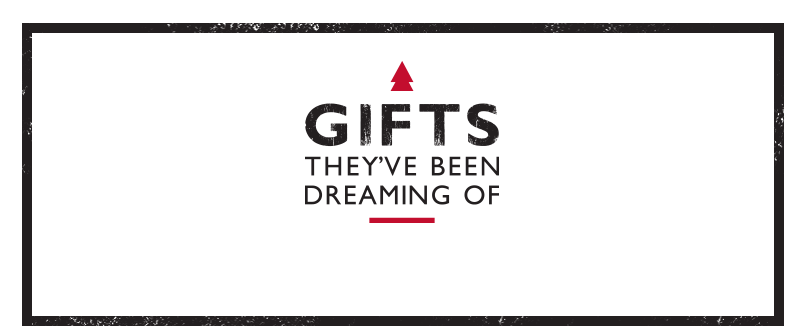 Gifts they%27ve been dreaming of