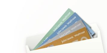 John Lewis Wedding Gift List Vouchers : John Lewis Partnership gift card