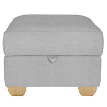 Buy John Lewis Gino Footstool with Lift-Up Storage Online at johnlewis.com