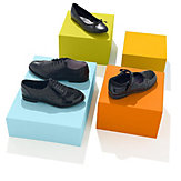 Girls' School Shoes