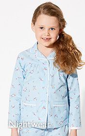 Girls' Nightwear