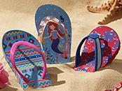 Girls' Sandals & Flip Flops