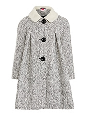 John Lewis Girl Tweed Coat
