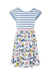 John Lewis Girls' Butterfly Print Dress