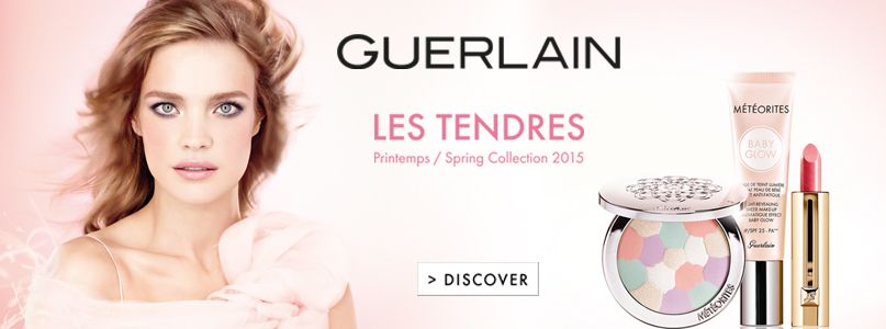 Guerlain Les Tendres Spring Collection 2015