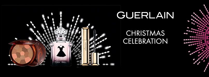 Celebrate Christmas With Guerlain