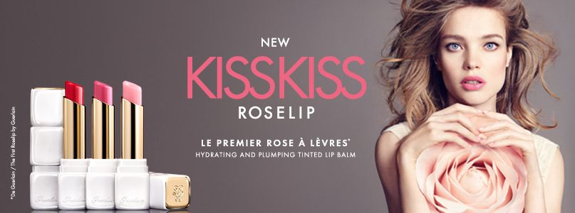 New Kiss Kiss Roselip