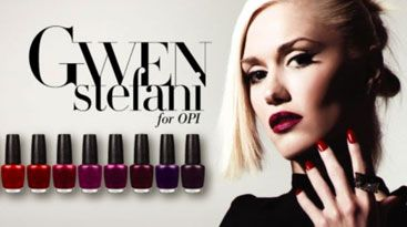 OPI Gwen Stefani for OPI