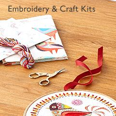 Embroidery & Craft Kits