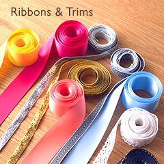 Ribbons & Trims