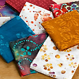 Craft Fabrics & Fat Quarters