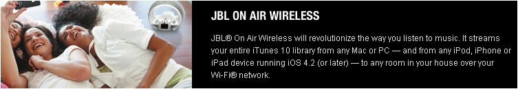 JLB On Air Wireless