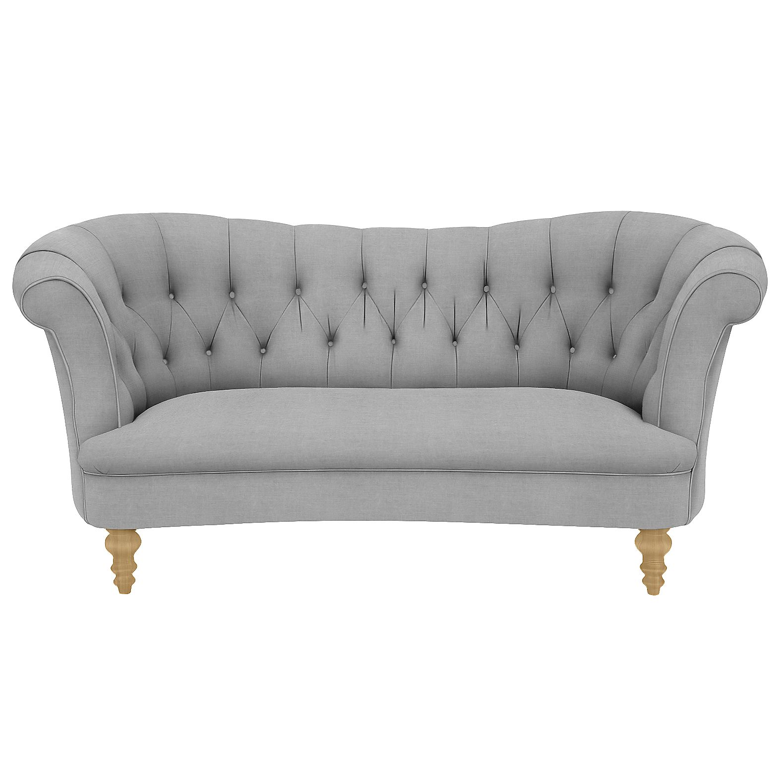 John Lewis Hayworth Medium Chesterfield Sofa