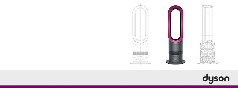 Dyson DC44 Limited Edition John Lewis 150 Years Vacuum Cleaner