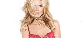 Heidi Klum Intimates lingerie collection