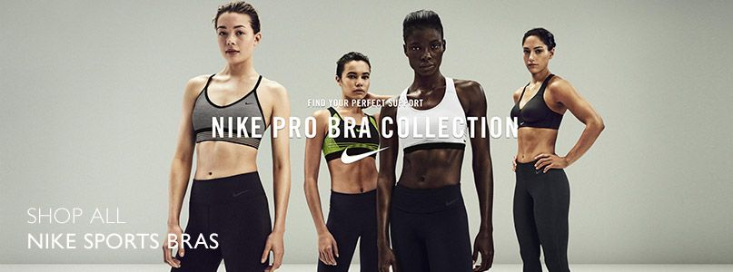 Shop all Nike sports bras