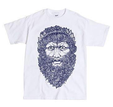 Zeus Exclusive Print T-Shirt