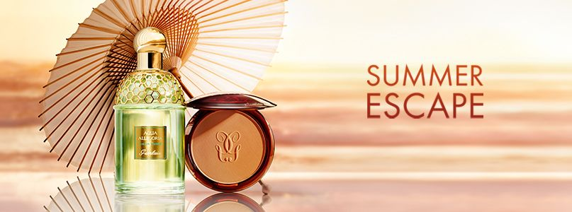 Guerlain Summer escape