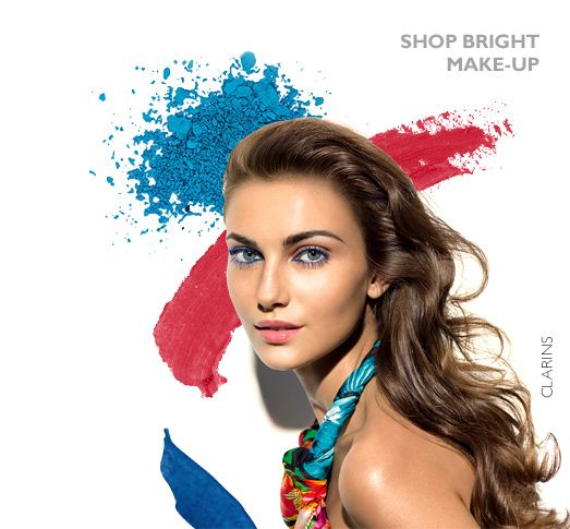 Shop bright makeup