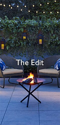 The Edit - Outdoors after dark