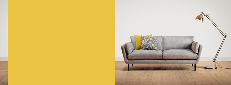 Your perfect sofa. Yours in no time