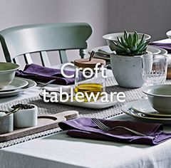 Croft tableware