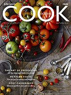 COOK edition, autumn 2014 Prepare/create/enjoy