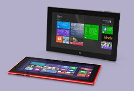 Save £100 on the Nokia Lumia 2520 Tablet
