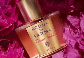 Acqua di Parma Peonia Nobile - exclusive