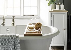 Refresh your bathroom for the new season