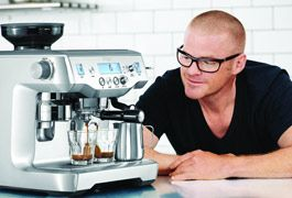 Sage By Heston Blumenthal The Oracle™ coffee machine