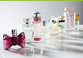 10% off women's fragrance