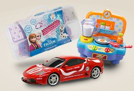Half term special offers on toys