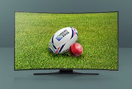 Perfect sports viewing: save up to £700 on TVs
