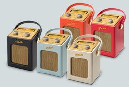 New Roberts Revival mini DAB radios - Exclusive to John Lewis