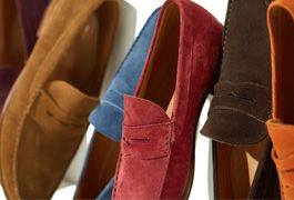 Put a spring in your step with new season men's shoes