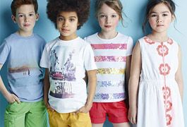 Fresh picks in summer childrenswear
