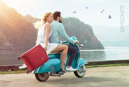 Start your journey with our luggage ranges