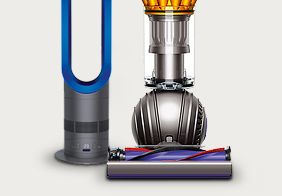 Price match on selected Dyson and small electricals