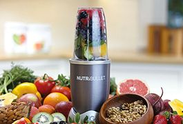 Optimal nutrition with the new Nutri Bullet