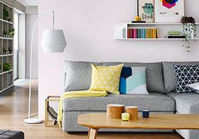 House by John Lewis: living room update