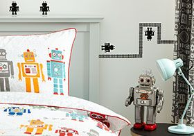 Everything you need to update your child's bedroom